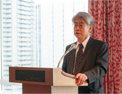 Mr. Nobuhiko Shima, Chairman, TIFO Selection Committee