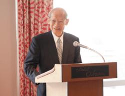 Mr. Taizo Nishimuro, Chairman of TIFO