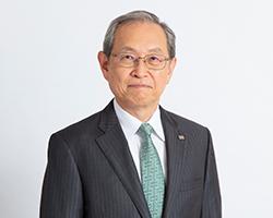 Chairman Satoshi Tsunakawa