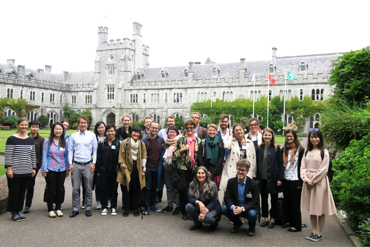 Fellowship program in Japan and workshop for European doctoral students