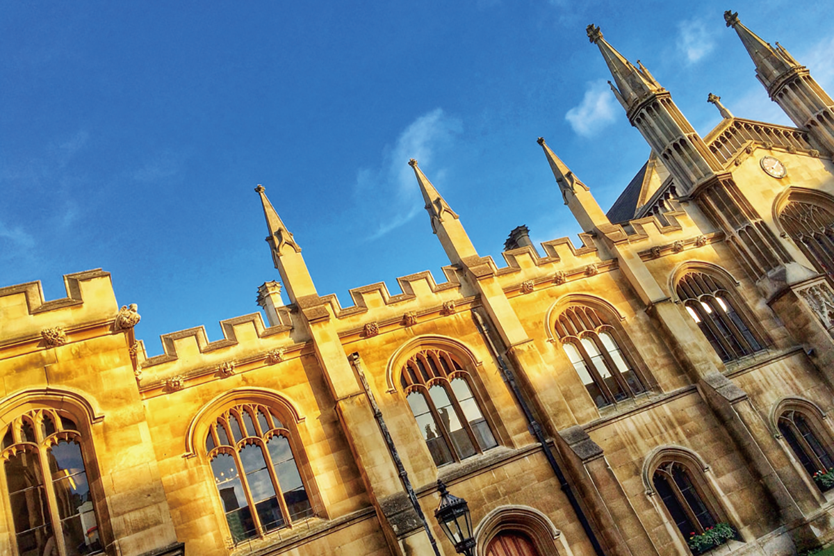 Cambridge Toshiba Japan and the World Graduate Scholarship