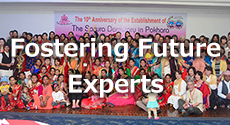 Fostering Future Experts
